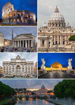 Hotel Turner – Řím